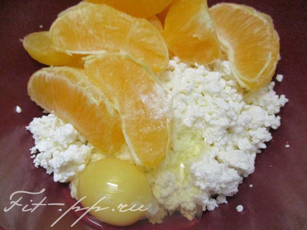 апельсин для запеканки