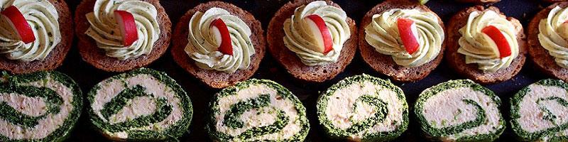 Диетические закуски. рецепты с пошаговыми фото
