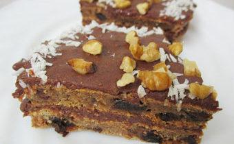 Рецепт диетического пряничного торта с пошаговыми фото