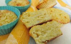 рецепт закусочных кексов с капустой