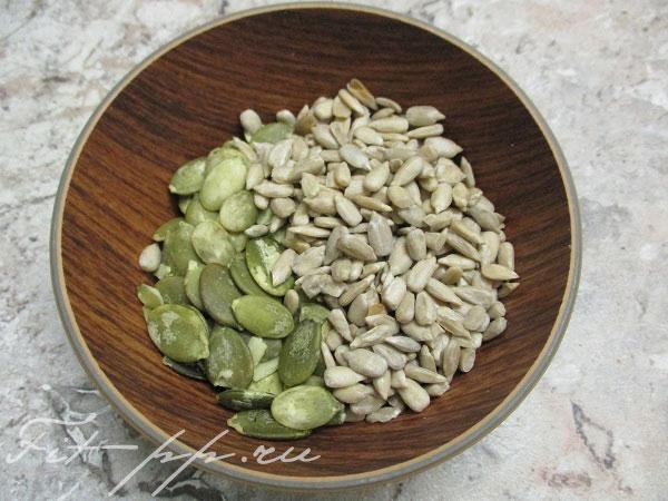 семечки для хлеба из овсянки без муки