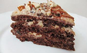 рецепт диетического торта без сахара и муки с пошаговыми фото