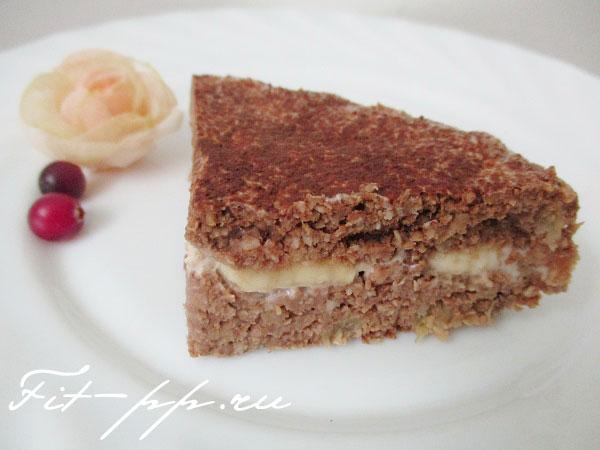 рецепт низкокалорийного торта с кокосовой стружкой