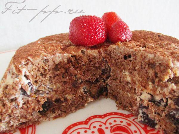 торт в разрезе рецепт с пошаговыми фото