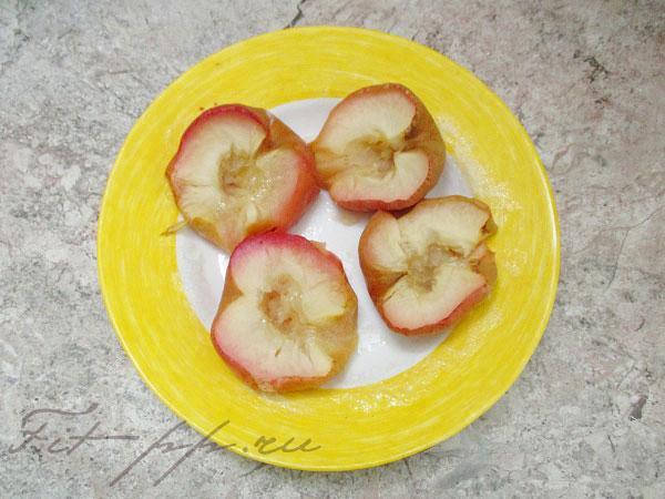 яблоки для торта