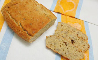 кукурузный хлеб рецепт с фото