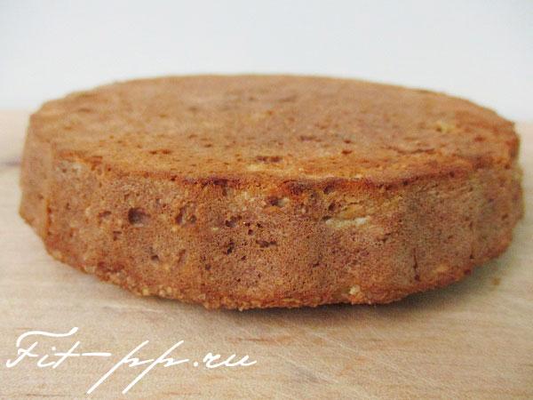 бисквит для торта с кокосовой стружкой