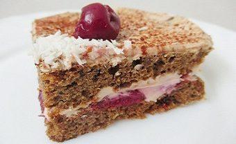 рецепты низкокалорийных тортов с пошаговыми фото