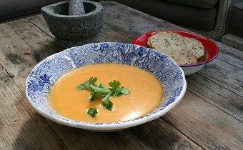 суп пюре из моркови и картофеля. рецепт с пошаговыми фото