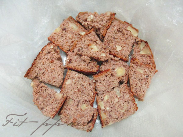 сборка диетического торта без сахара