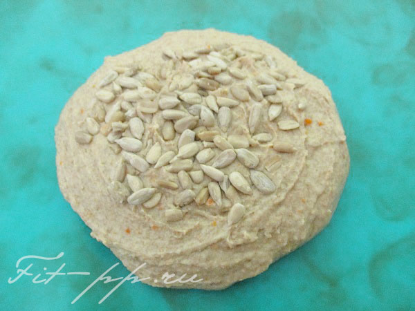 формируем ржаной хлеб