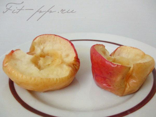 запеченое яблоко для пастилы диетической в домашних условиях