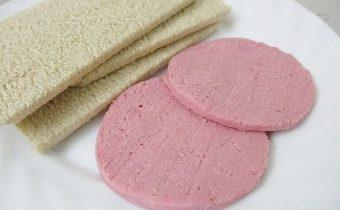 Постная колбаса рецепт с пошаговыми фото