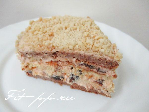 рецепт пп торта с фото