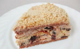 пп торт седьмое небо с пошаговыми фото
