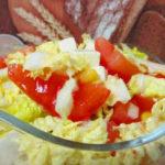 салат с помидорами и фетой рецепт с пошаговыми фото
