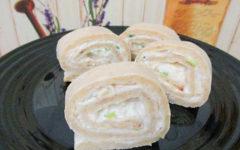 закусочный рулет с сыром рецепт с пошаговыми фото