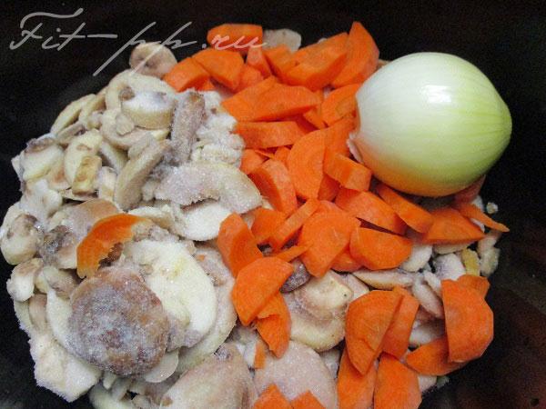 морковь для супа пюре