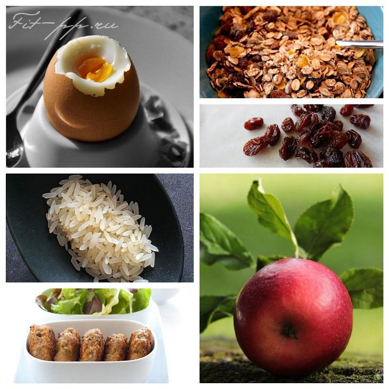 Диета На Простых Продуктах. 💊 5 несложных диет для похудения в домашних условиях