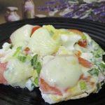 омлет с овощами в духовке рецепт с пошаговыми фото