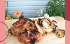 рецепт курицы на огне с пошаговыми фото