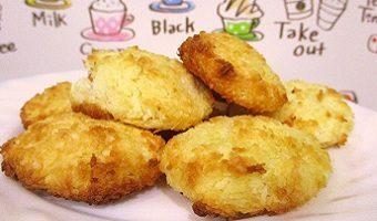 печенье с кокосовой стружкой рецепт с пошаговыми фото