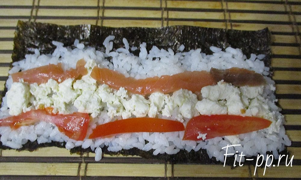 начинка для простых суши