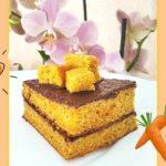 ПП торт морковный. рецепт с пошаговыми фото