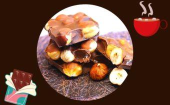 рецепт шоколада из кэроба
