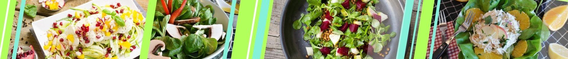пп салаты. рецепты с пошаговыми фото