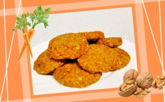 рецепт с фото пп морковных котлет