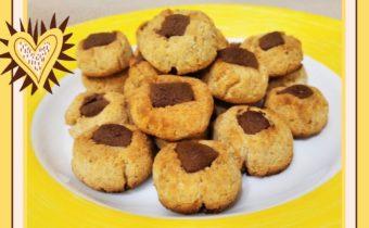 рецепт песочного пп печенья с фото