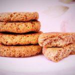 рецепт пп овсяного печенья